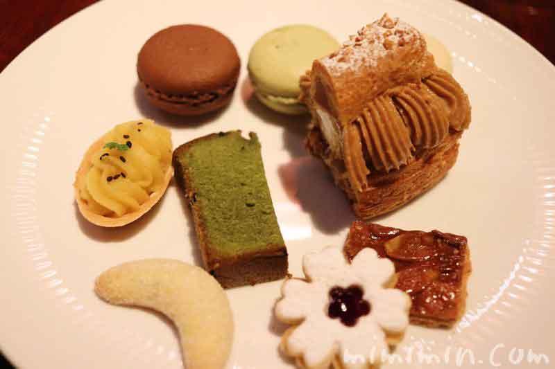 小菓子|銀座うかい亭のランチ