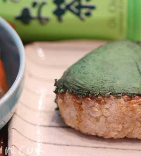 しょうゆ焼きおにぎり|レシピ・作り方