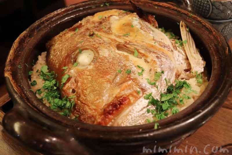 炊き込みご飯・鯛御飯(和の食いがらし)の写真