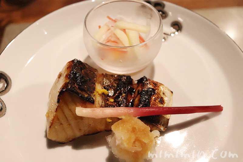 すだち (Sudachi) のランチ|広尾の和食・日本料理「スダチ」|焼き魚の画像
