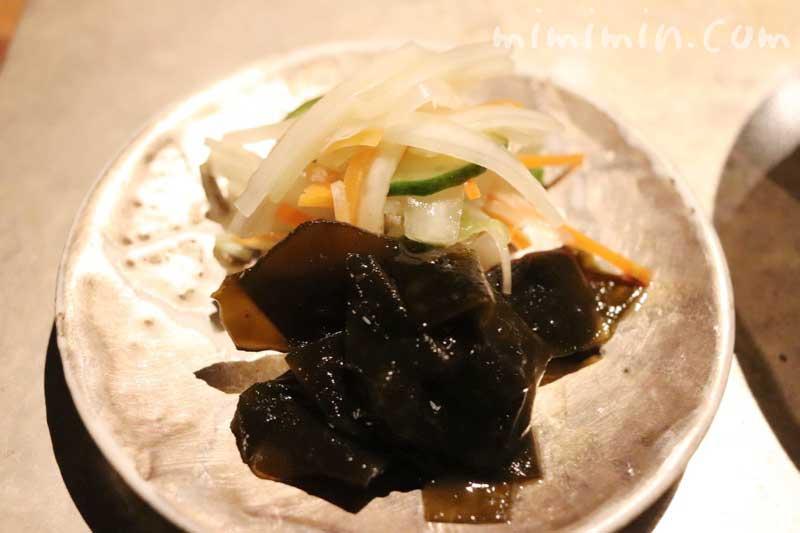 すだち (Sudachi) |広尾の和食・日本料理「スダチ」|漬物の画像