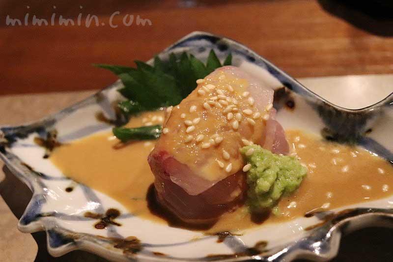 すだち (Sudachi) の鯛茶漬け|広尾の和食・日本料理「スダチ」の画像