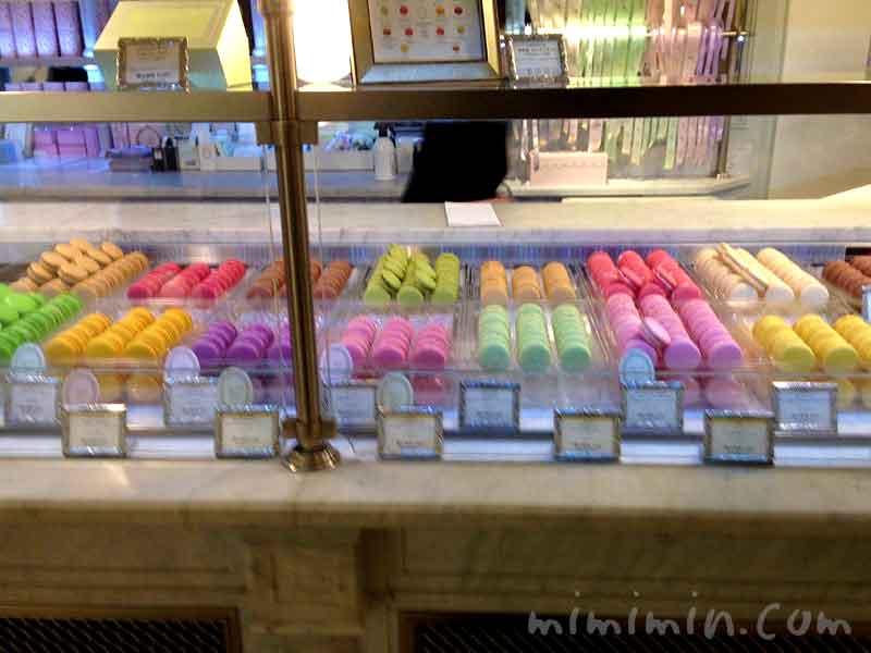 マカロン|ラデュレ サロン・ド・テ 銀座三越店の画像