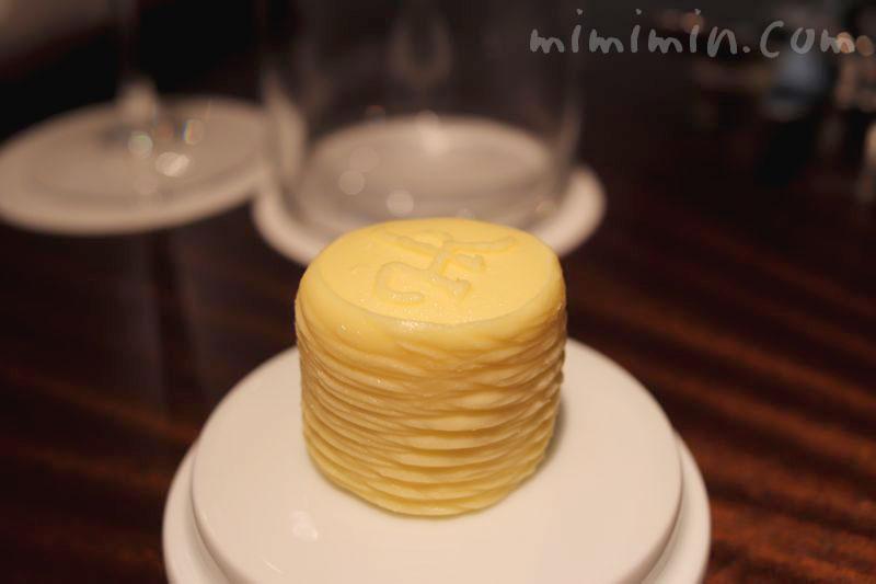 バター|レストランひらまつのランチ|広尾のフレンチの写真