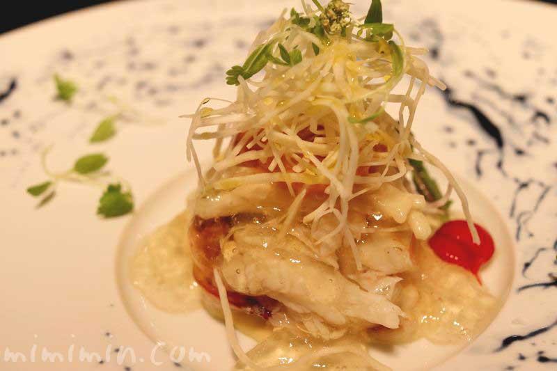 魚料理|レストランひらまつのランチ|広尾のフレンチの写真