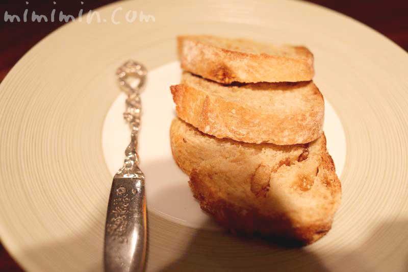 パン|レストランひらまつのランチ|広尾のフレンチ