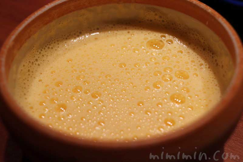 卵|今福のすき焼き|白金高輪の写真