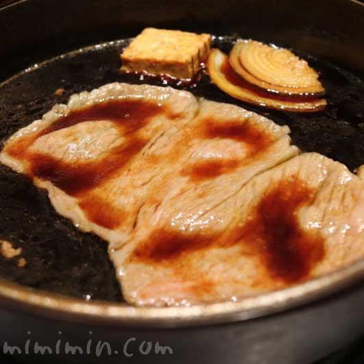 今福(白金高輪)すき焼き