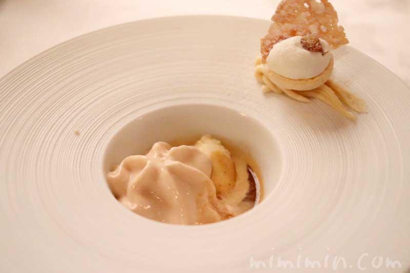季節のプティデセール|マダム・トキ(代官山のフレンチ)のディナーの画像