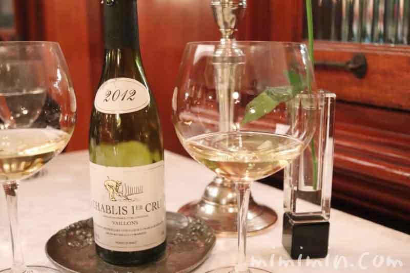 シャブリ・プルミエ・クリュ|白ワインの画像