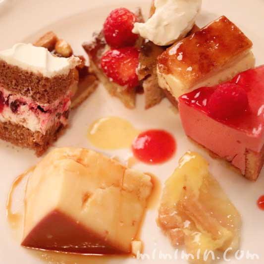 デザート|マダム・トキ(代官山のフレンチ)のディナー