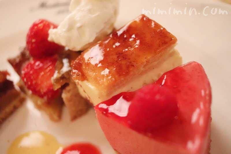 デザート|マダム・トキ(代官山のフレンチ)のディナーの画像
