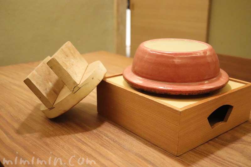 釜炊ご飯|下鴨茶寮 東のはなれ(銀座)の画像