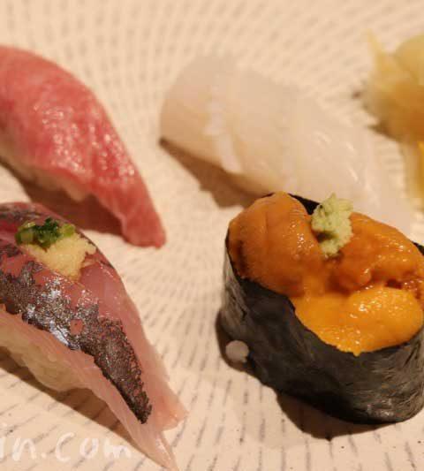 松栄 恵比寿東口店の個室でランチ(寿司屋)