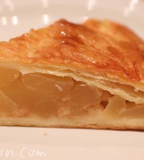 八ヶ岳パイ工房のアップルパイ&スイートポテトパイ