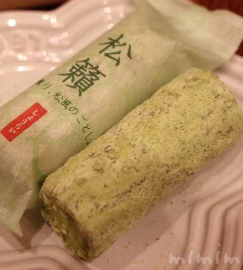 五家宝(ごかぼう)の「五家寶 太巻」と「松籟」|熊谷銘菓・紅葉屋本店