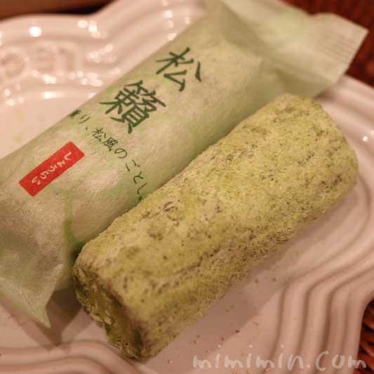 極上五家寶「松籟(しょうらい)」|五家宝(ごかぼう)|熊谷銘菓の写真