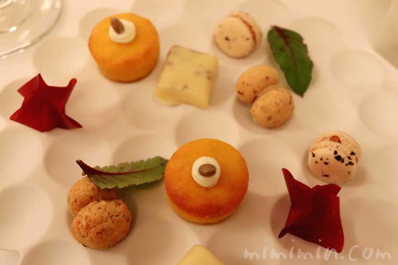 前菜|リストランテセンソのディナー|白金台のイタリアン
