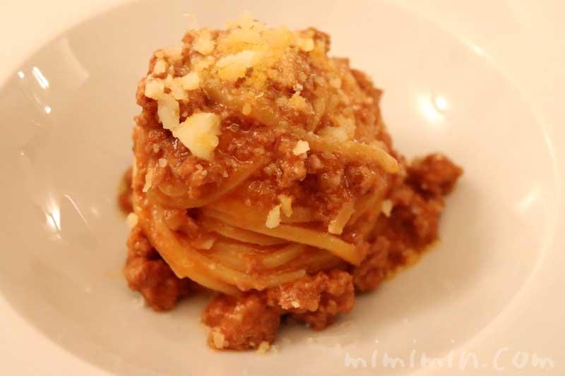 低温乾燥したタヤリン|リストランテセンソでディナー|白金台のイタリアンの画像