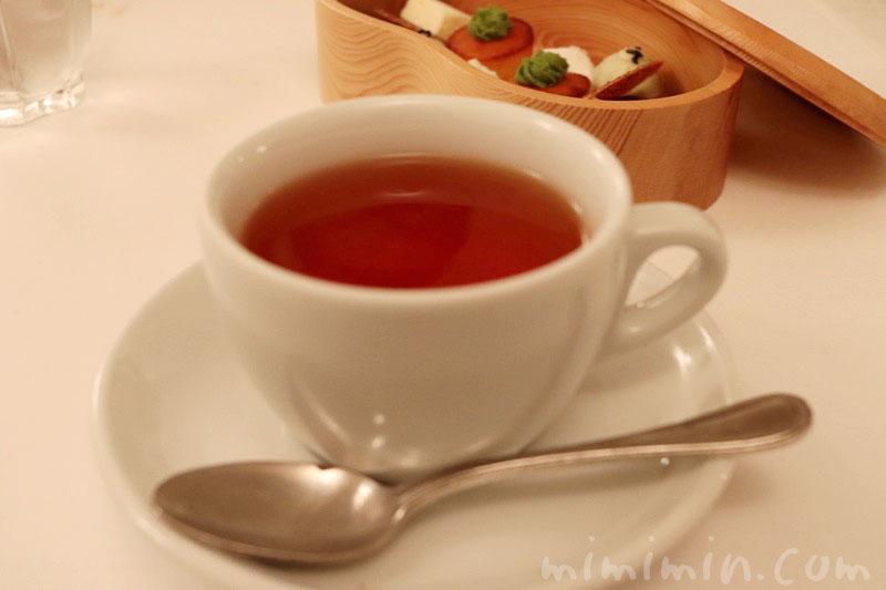 紅茶|リストランテセンソ|白金台のイタリアンの画像