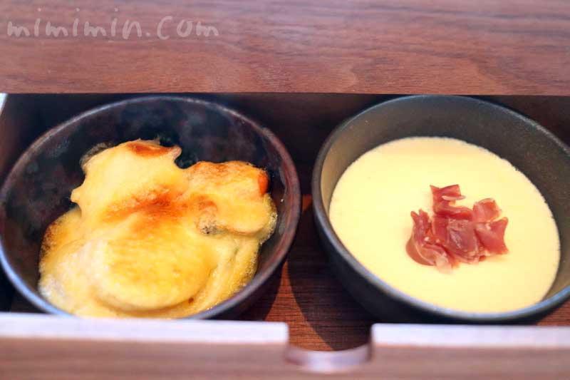 帝国ホテル東京のBENTO|2段目(温料理)|インペリアルラウンジ アクアの画像