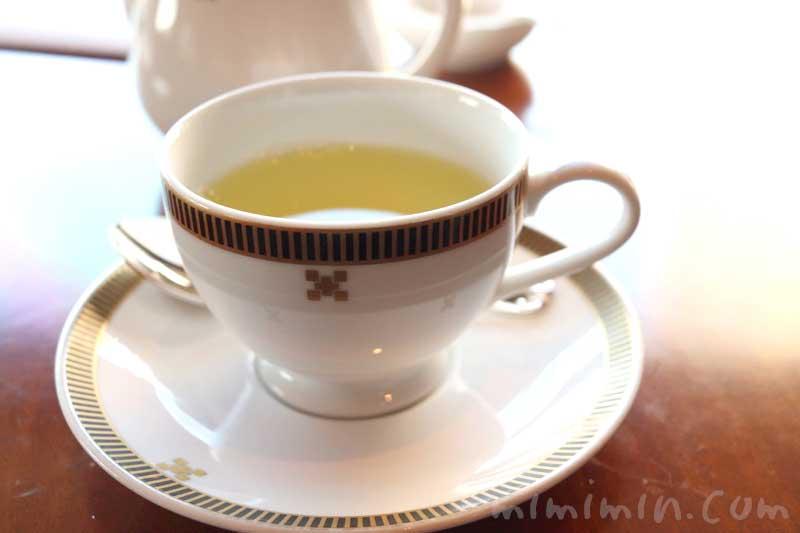 緑茶|帝国ホテル東京|インペリアルラウンジ アクアの画像