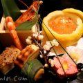 旬菜盛り合わせ|えびす あふそや・ディナー・藍コースの写真