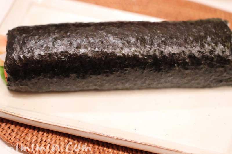 恵方巻き|古市庵のサラダ巻きの画像
