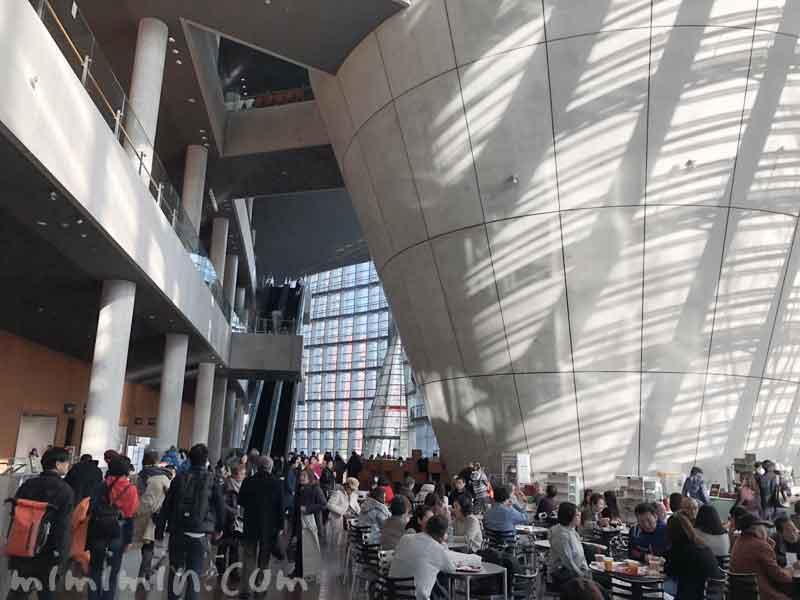 国立新美術館|至上の印象派展の写真