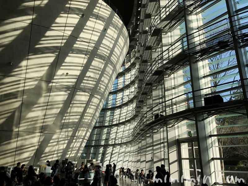国立新美術館(東京)の写真