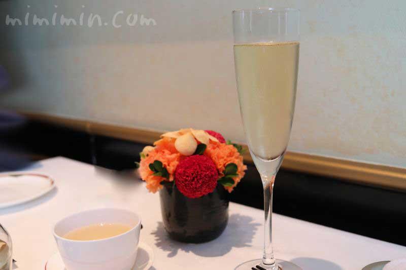 スパークリングワイン|龍天門(ウェスティンホテル東京)の画像