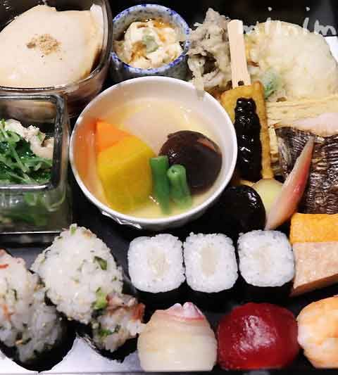 日本料理 舞でランチ・舞弁当|ウエスティンホテル東京(恵比寿)