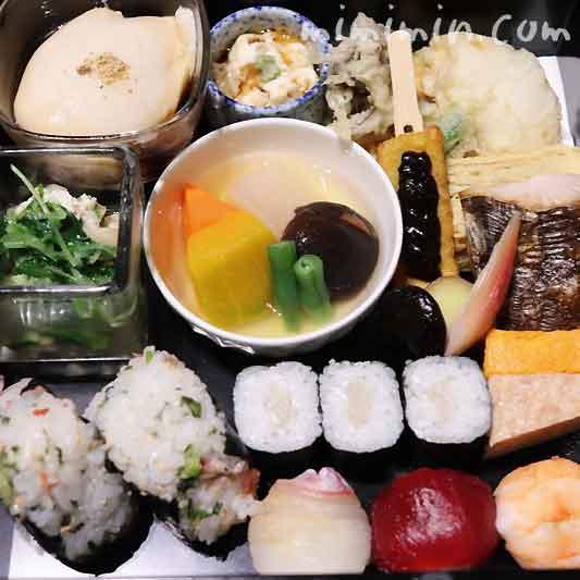 日本料理 舞のランチ・舞弁当|ウェスティンホテル東京の画像
