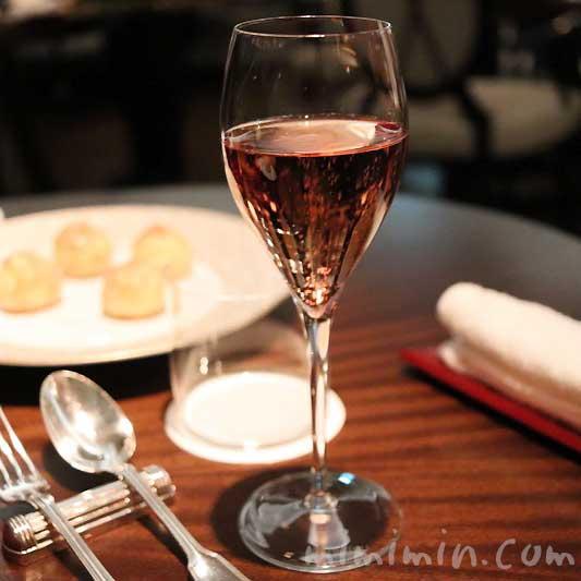 ドラモット・ブリュット・ロゼ|シャンパン|レストランひらまつの写真