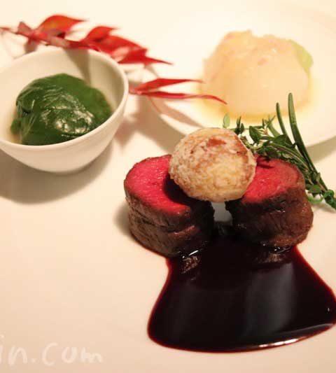 レストランひらまつのディナー|広尾のフレンチ