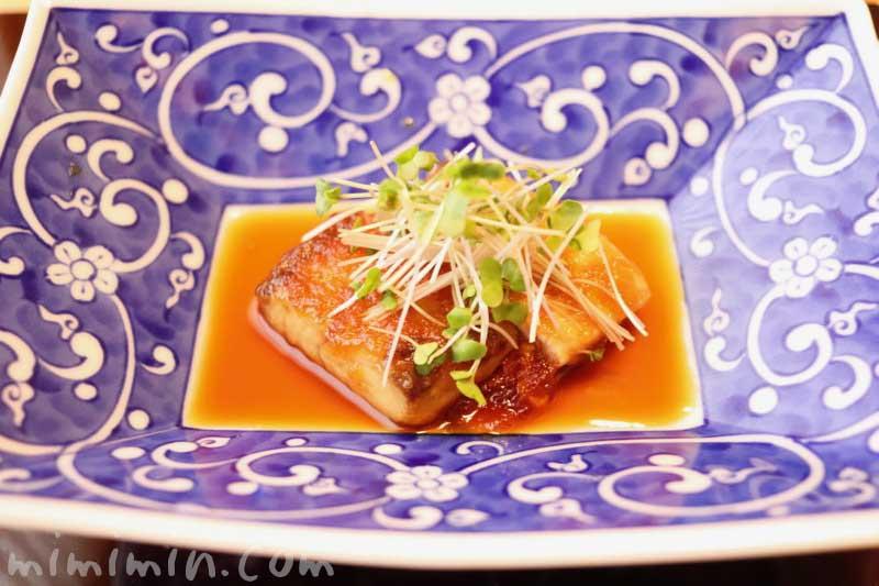 鰤照り焼き|温故知新|日本料理・懐石料理の画像