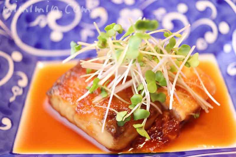 焼物 鰤照り焼き|温故知新(恵比寿)ランチ|日本料理・懐石料理の画像