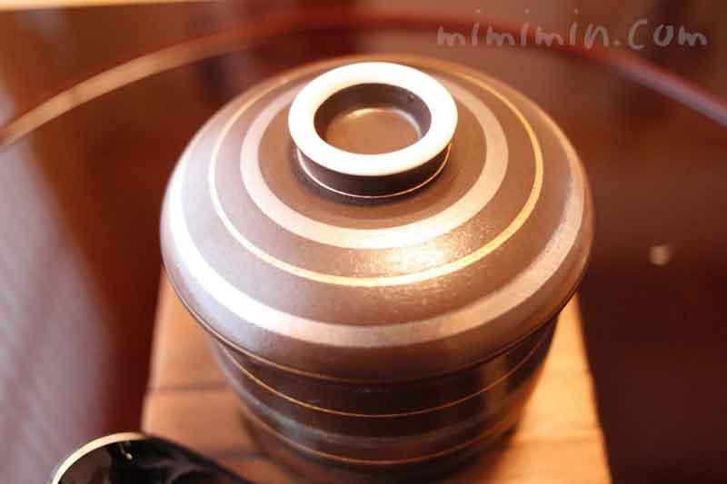 フォアグラの茶碗蒸し|温故知新(恵比寿)|日本料理・懐石料理の画像