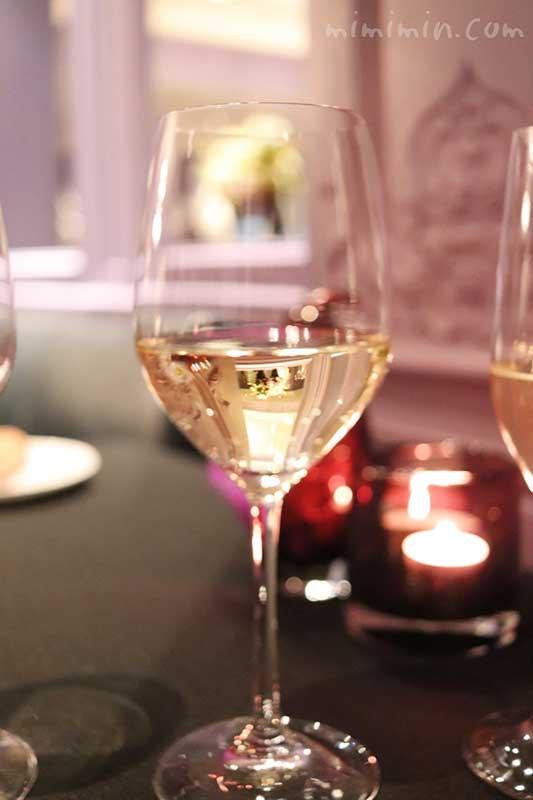 白ワイン|ラ ターブル ドゥ ジョエル・ロブションのディナー&フリーフロー|恵比寿の画像