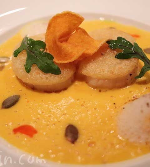 ラ ターブル ドゥ ジョエル・ロブションのフリーフロー付きディナー|恵比寿のフレンチ