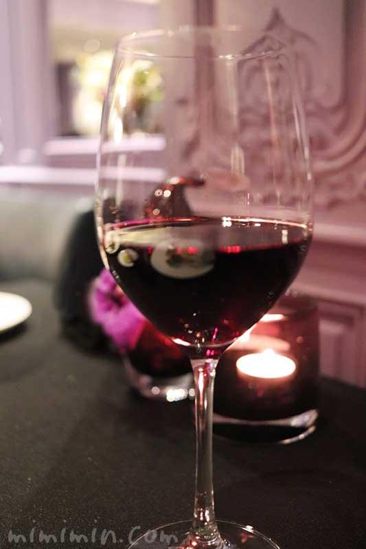 赤ワイン|ラ ターブル ドゥ ジョエル・ロブションのディナー&フリーフローの画像