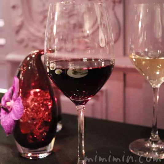 赤ワイン|ラ ターブル ドゥ ジョエル・ロブションのディナー&フリーフロー