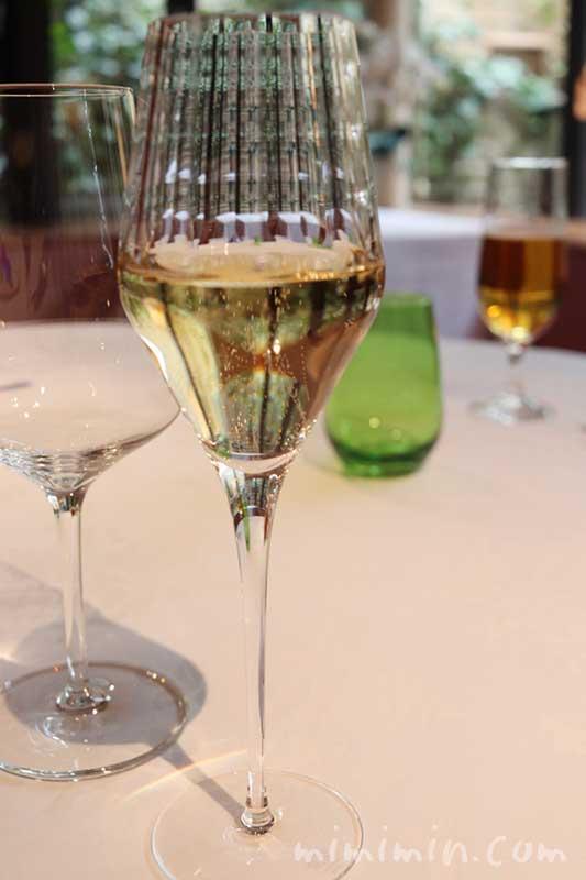 シャンパン|レストラン パッションの個室でランチ |代官山の画像
