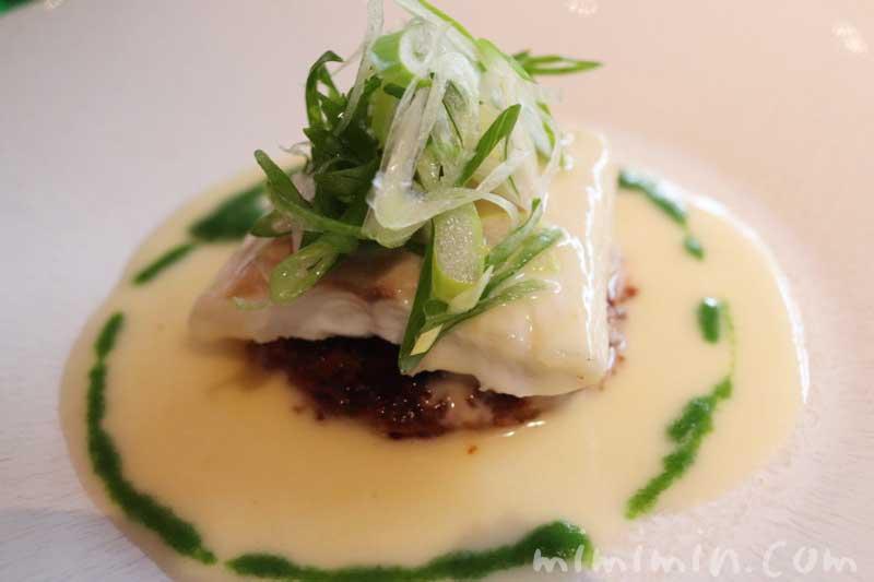 お魚料理|レストラン パッションの個室ランチ |代官山フレンチの画像