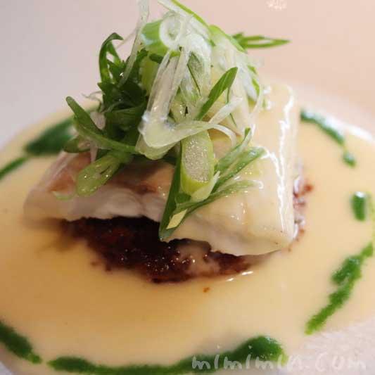 お魚料理|レストラン パッションの個室ランチ |代官山の画像