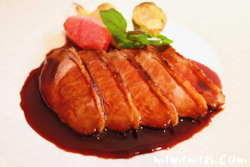 鴨胸肉のロースト|レストラン パッションの個室ランチ |代官山の写真