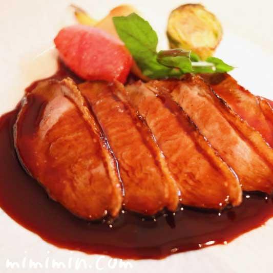 鴨胸肉のロースト|レストラン パッションの個室ランチの画像
