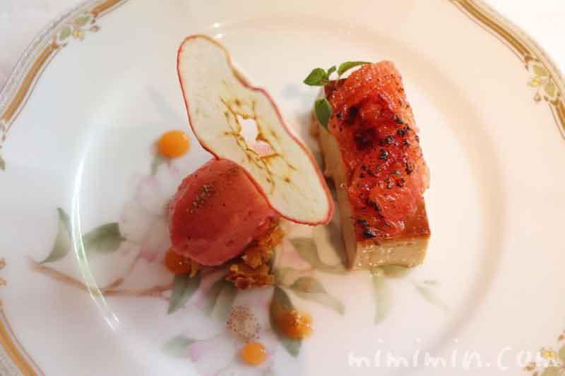 デザート|レストラン パッションの個室ランチ|代官山の画像