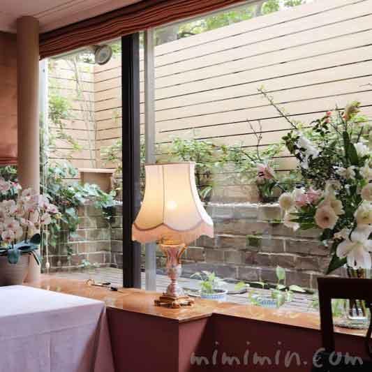 レストラン パッションの個室ランチの画像