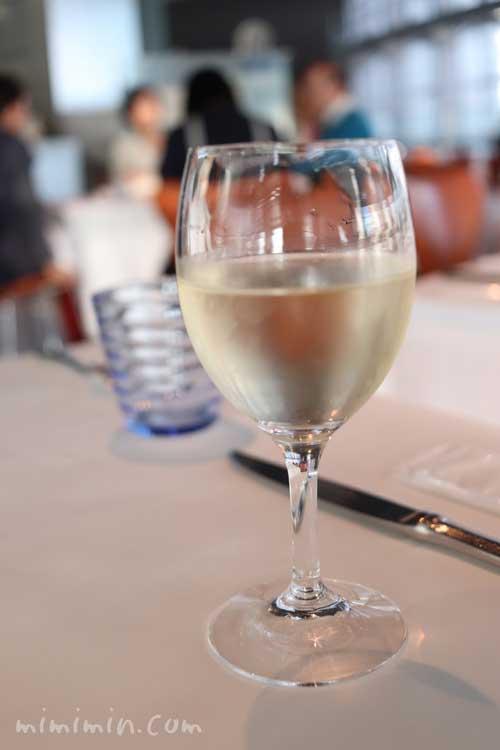 白ワイン|ブラッスリー ポール・ボキューズ ミュゼ|国立新美術館の画像